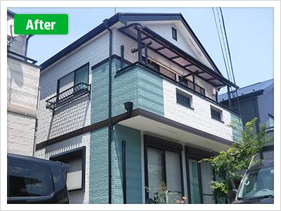 東京都練馬区谷原T様邸の施工事例
